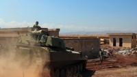 Suriye Ordusu İdlib'de Stratejik Bir Yerleşimin Kontrolünü Ele Geçirdi