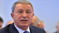 Milli Savunma Bakanı Akar: Suriye'de Olduğu Gibi Libya'da da Olacağız
