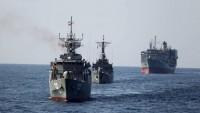 AA: İran, Rusya ve Çin deniz tatbikatı, ABD'ye karşı güç gösterisidir