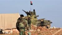 Suriye Ordusunun İdlib'in Kurtarılmasındaki Öne Doğru Adımları