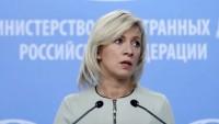 Rusya dışişleri bakanlığı sözcüsü: Guterres Amerika'nın kanunsuzluğuna gözlerini yumuyor
