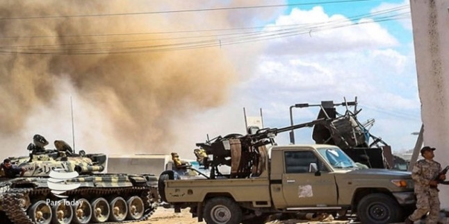 Libya: Trablus'ta savaş şiddetlenirse Ankara'dan askeri destek talep ederiz