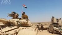 """Irak'ta IŞİD'e karşı """"Zafer İradesi"""" operasyonunun 8. aşaması başladı"""