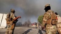 Irak'ın Kerkük Bölgesindeki Askeri Üsse Roketli Saldırı