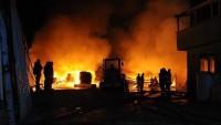 Hindistan'da fabrikada yangın çıktı: 43 ölü