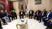 Hamas ile İslam Cihat liderleri Kahire'de biraraya geldi