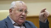 Mihail Gorbaçov'dan 'Sıcak Savaş' uyarısı