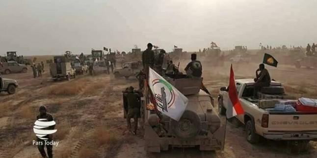 Haşd'üş Şabi IŞİD'in Deyale'deki saldırısını geri püskürttü