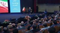 Ruhani: İran zorbalara karşı direnmeye devam edecek