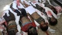 5 Yemenli çocuk saldırganlardan kalan mermiden öldü