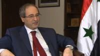 Faysal Mikdad: Terörizmle mücadeleye devam edeceğiz