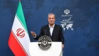 İran Hükümet Sözcüsü Ali Rebii: İran, nükleer anlaşma ile ilgili her türlü senaryoya karşı hazırlıklı