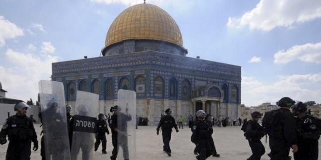 Hamas'tan Siyonist Rejim'e Mescidi Aksa uyarısı