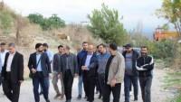 Hamas Heyeti Lübnan'daki Kamplara Gerçekleştirdiği Ziyaretleri Tamamladı