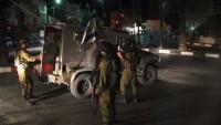 İşgal Güçleri Batı Yaka'da 8 Kişiyi Daha Gözaltına Aldı