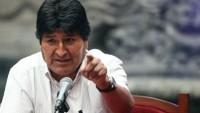 Morales: Amerika Bolivya'nın kaynakları için darbe yaptırdı