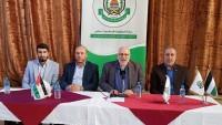 Hamas: Lübnan'daki Filistinli Mülteciler Önceliklerimizin Başında Yer Alıyor