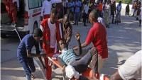 Somali'nin başkenti Mogadişu'da bu sabah düzenlenen bombalı araç saldırısında en az 50 kişi yaşamını yitirdi