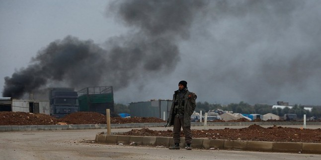 Tekfirci Terörist Gruplar İdlib'de Kitle İmha Silahlı Saldırı Hazırlığında!