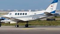 Venezuela'da uçak düştü! Kurtulan olmadı