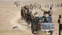 Musul'da IŞİD saldırısını Haşdi Şabi önledi