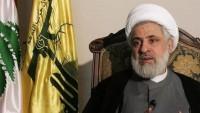 Şeyh Naim Kasım: İran'ın zaferi direnişin zaferidir