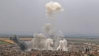 İdlib'de Sivil Hedeflerin Vurulduğu Yalan