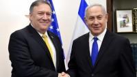Pompeo ve Netanyahu İran'ı Görüştü