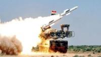 Suriye Hava Savunma Sistemleri, T4 Havalimanına Yapılan Saldırıya Karşılık Verdi