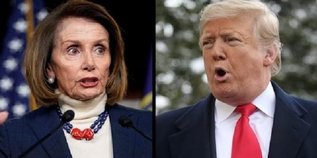 ABD Temsilciler Meclisi Başkanı Pelosi: Trump yeniden Başkan olamaz