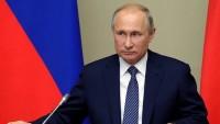 Putin'den İran'a taziyet mesajı