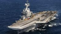 Fransa batı Asya'ya uçak gemisi gönderiyor