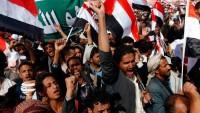 Yemenliler şehit Süleymani'nin terörünü kınadılar