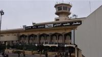 Suriye'de Teröristler, Halep havalimanına saldırdı