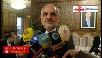 İran Suriye'de eğitim birimlerini yeniden inşa etmeye hazır