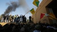 ABD'nin Irak Büyükelçiliği faaliyetleri durduruldu