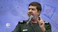 """İslam İnkılabı Muhafızlar Ordusu Sözcüsü: """" Amerika ve İsrail'in sevinçleri mateme dönüşecektir"""