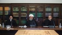 Ruhani: Halkın General Süleymani'nin cenazesine yüksek katılımı Amerika'nın komplosunu suya düşürdü