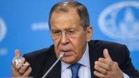 Lavrov'dan düşen Ukrayna uçağı hakkında ABD'ye eleştiri