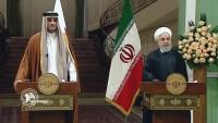 İran Cumhurbaşkanı Ruhani: İran, Katar'ın yanında durmaya devam edecek