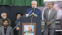 İran'ın Pakistan büyükelçisi: Şehit Süleymani mazlumları savunmanın iftiharıydı