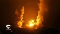Terör rejimi İsrail, Haşdi Şabi'ye Saldırdı!