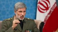 İran Savunma Bakanının Her Türlü Tehdide Yanıt Verme Vurgusu