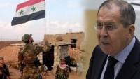 Rusya: Suriye ordusu, Türkiye ve Irak sınırlarının büyük bölümünde kontrolü yeniden sağladı