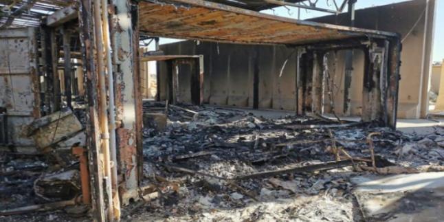 Washington Post muhabiri: İran'ın Vurduğu Ayn el Esad Üssünde Zarar Büyük