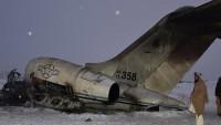Büyük Şeytan Amerika, Düşürülen Uçak İçindeki Ölen Subayların Kimliklerini Tespit Etmeye Çalışıyor