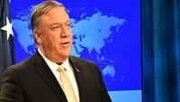 Pompeo Suriye'de teröristlere destek verdi