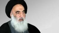 """Ayetullah Sistani: Saldırı Irak'ın egemenliğinin ihlalidir"""""""