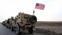 ABD'den Suriye'deki Üslerine Askeri Sevkiyat