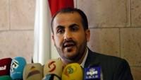 Ensarullah: Bünyan-ı Mersus Operasyonları Suudilerin Operasyonlarına Yanıt Olarak Gerçekleşti